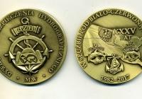 Medal DZH 70 mm