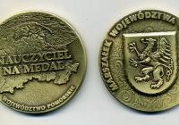 Nauczyciel na Medal Pomorskie
