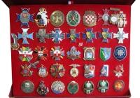 zestawienie odznak i znaczków cz.1