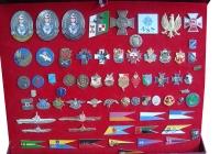 zestawienie odznak i znaczków cz.2