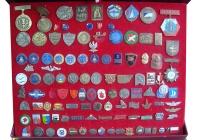 zestawienie odznak i znaczków cz.3