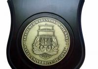 Plakieta Akademii Marynarki Wojennej